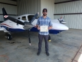 Ross Johnson received his Multi-Engine Rating! 8/18/2017
