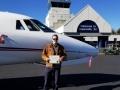 Congratulations to Ben Councell, Private Pilot! 1/19/2018