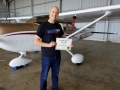Congratulations to Craig Slater! Instrument Rated Pilot! 4/17/2019