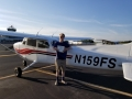 Congratulations to Austin Stockwell! Commercial Pilot! 5/26/2019