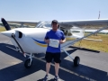 Congratulations to Bryan Keith Smith on achieving his Commercial Pilot Certificate! 5/28/2019