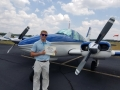 Congratulations to our newest Commercial Multi-Engine Pilot, Logan Mcallister! 5/30/2019