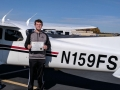Ian Cowan is now a Private Pilot! 11/10/2017