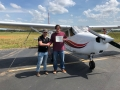 Congratulations to Nick Tousey! Instrument Rated Pilot! 4/11/2019