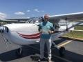 Congratulations to Thomas Watts! First Solo Flight! 5/14/2019
