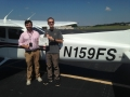 Congratulations to Jacob McIntosh on his Private Pilot! 9/28/2017